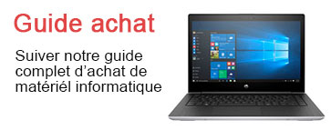 Guide Achat